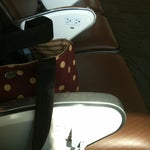 Love the seats with plugs!