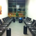 2 indoor smokers lounges by concourses C & D