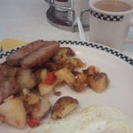 The Garden State Diner is a gem for the weary traveler. Eggs sausage home fries toast for the same price as a yogurt! Great coffee too.