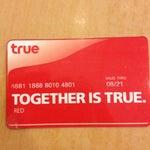 ลูกค้า True Card รับฟรี!! coffee, tea, chocolate 1 แก้ว @ Caffé RITAZZA (departure hall)
