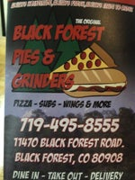 Black Forest Pies And Grinders