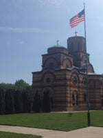 St. Simeon Mirotochivi Serbian Orthodox Church
