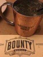 Bounty on Broad