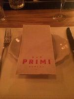 Bar Primi