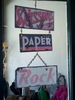 Scissors Paper Rock Salon