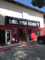 Sail Fish Scuba