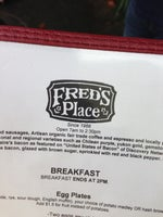 Fred's Coffee Shop