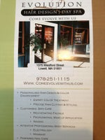 Evolution Hair Design And Day Spa