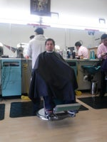 Best Little Barber Shop In Texas