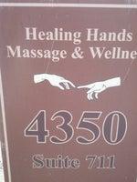 Healing Hands Massage and Wellness
