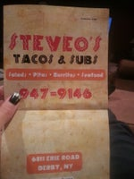 Steveo's Tacos & Subs