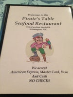 Pirate's Table