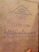Taste of the Himalayas