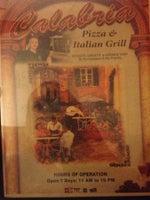 Calabria Pizza & Italian Grill