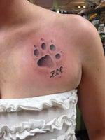 Wingnut Tattoo