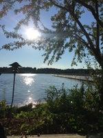 Crosswinds On The Lake