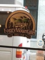 Foggy Mountain Brew Pub