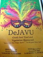 De-Javu New Orleans and Vegetarian