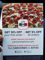Carcione's Pizza