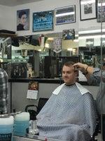 Mr. John's Unisex Hairstylist
