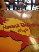 Havana Delight Cafe