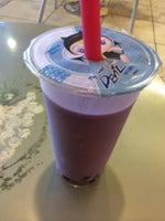 Peachy Berry Frozen Yogurt