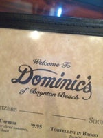 Dominic's of Boynton Beach