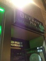 Detroit Pub Greektown