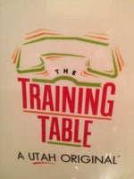 Training Table