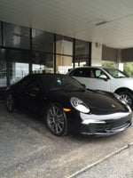 Porsche Central Austin