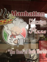 Slice Of Manhattan And Chicago Pizzeria