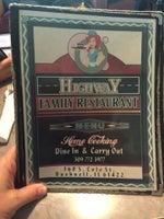 Highway Family Restaurant