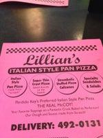 Lillian's Pan Pizza
