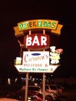 Pete & Elda's Bar - Carmen's Pizzeria