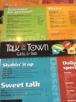 Talk Of The Town Grill & Bar