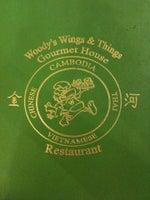 Woody's Wings & Things