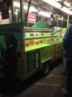 Hamza And Madina Halal Food Cart