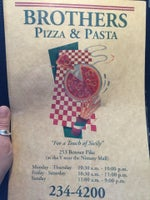 Brother's Pizza & Pasta