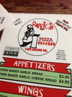 Panjo's Pizza