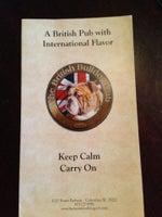 The British Bulldog Pub