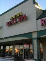 Platinum Nails Spa