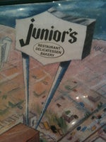 Junior's Restaurant-Delicatessen and Bakery and Catering