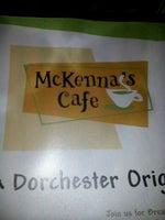 McKenna's Cafe