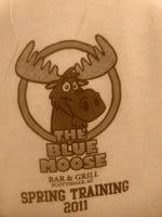 The Blue Moose Bar and Grill
