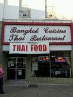 Bangkok Cuisine