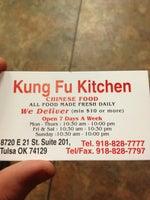 Kung Fu Kitchen