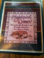 High Level Diner