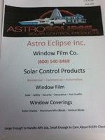 Astro Eclipse Custom Glass Tinting