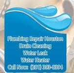 Plumbing Repair Houston