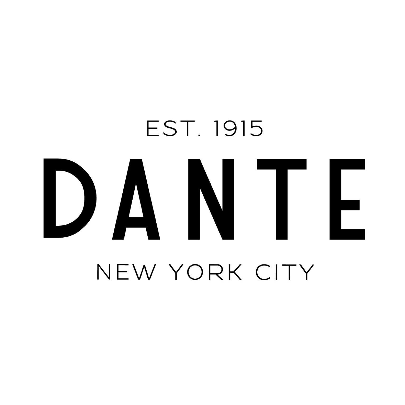 Dante at 79-81 Macdougal St (btw Bleecker and W. Houston) New York ...